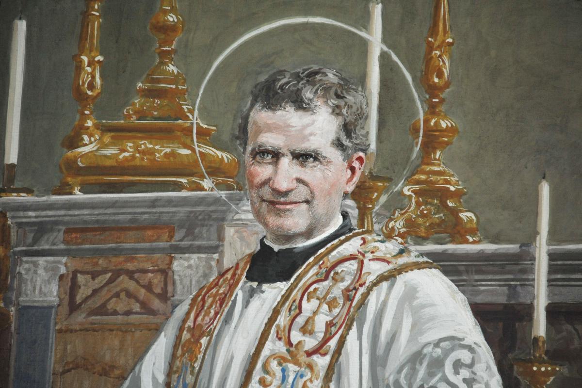 Don Bosco: 129 Years Ago: He Died A Saint, Don Bosco, Who