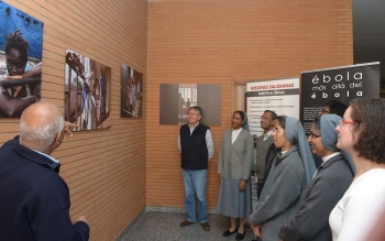 "RMG – ""Ebola beyond Ebola"" Exhibition at the General House"