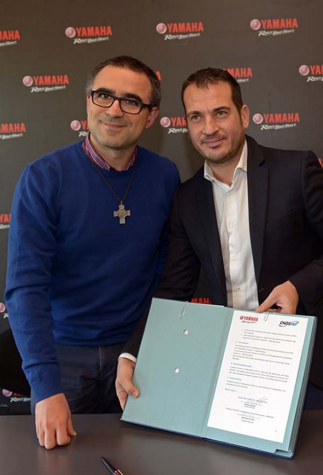 Italy – Yamaha and Salesians together to give young people more opportunities