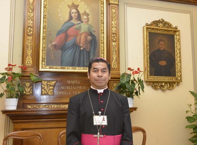 Vatican – Mgr. Do Carmo da Silva,SDB, nominated first archbishop of Díli
