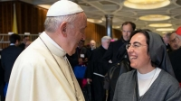 Italy – Sister Alessandra Smerilli awarded Officer of Order of Star of Italy