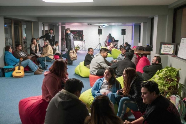 "Chile – Launch of ""Espacio República"", community environment for young people in university district"
