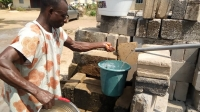 Nigeria – Borehole project supplies clean water, prevents disease