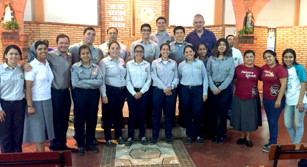 "Paraguay - National Council of ""Exploradores de Don Bosco"""