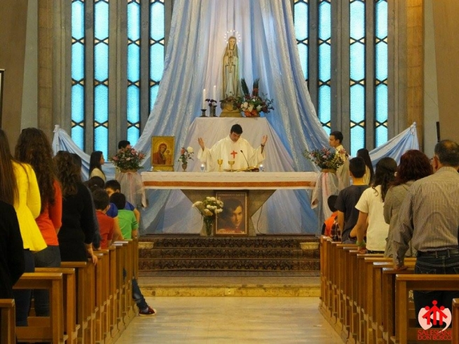Syria - Eucharistic celebration for peace