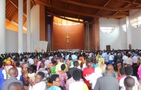 Burundi – Consecration and inauguration of Mary Help of Christians shrine in Buterere