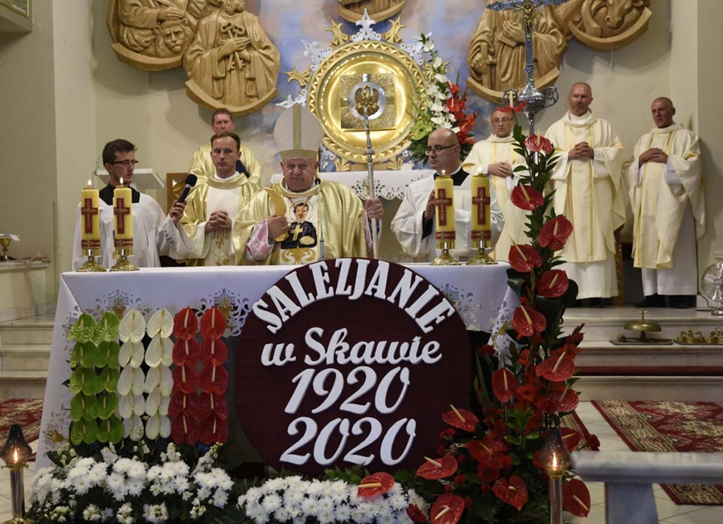Poland - Celebrations for 100 years of Salesian presence in Skawa