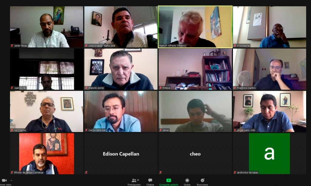 RMG - Virtual meeting of Interamerica Region's Formation Commission