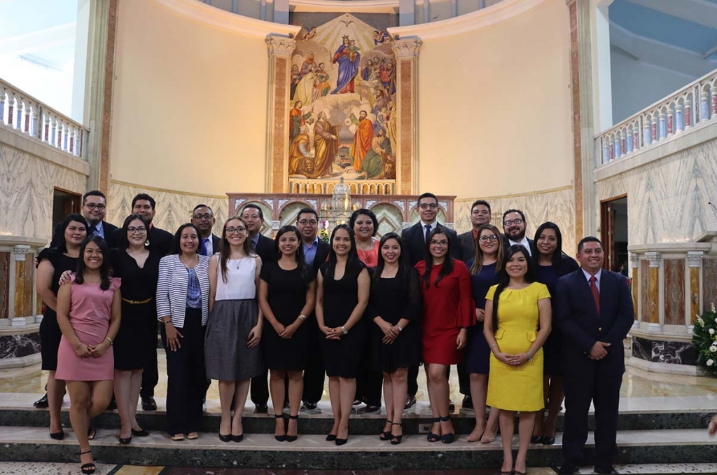 El Salvador - 22 New Salesian Cooperators at the service of young people