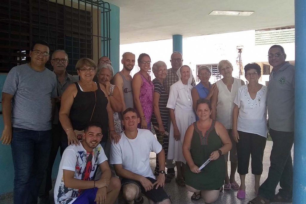Cuba - Annual Formation school for Salesian Cooperators