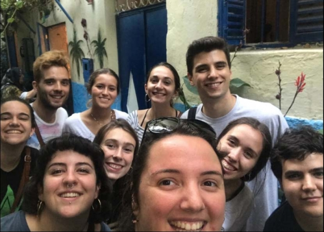 "Spain – International Volunteering begins: ""They welcome you"""