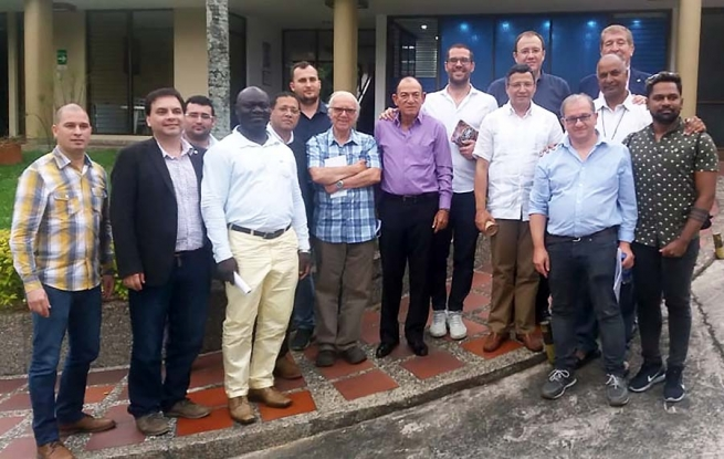 Colombia - Meeting of World Presidency of Salesian Past Pupils