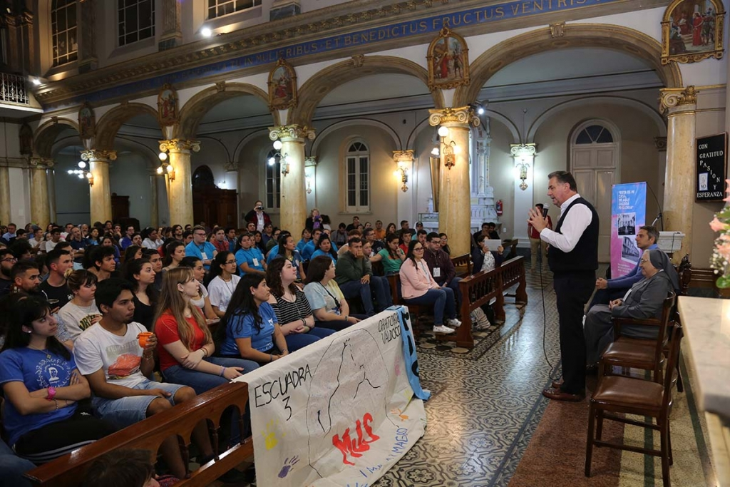 Argentina - Rector Major meets with young people