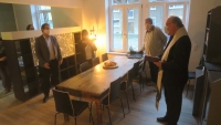 Germany – First Christmas in new home for disadvantaged young people