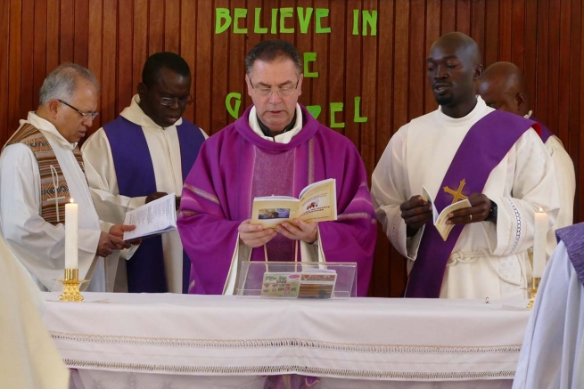 "Kenya - ""The option for poor young people is in our Salesian DNA"""