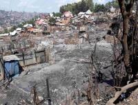 Democratic Republic of Congo - Another fire in Bukavu