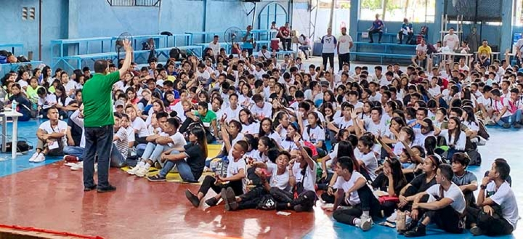 Philippines - Annual meeting of Salesian Youth Movement of South Philippines