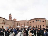 Italy - After seven years the church of Ferrara Salesians reopens