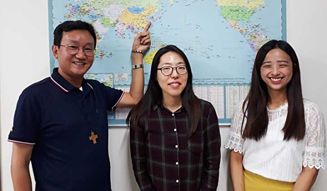 South Korea – Window on the Salesian world: NANUM, the Korea Mission Office