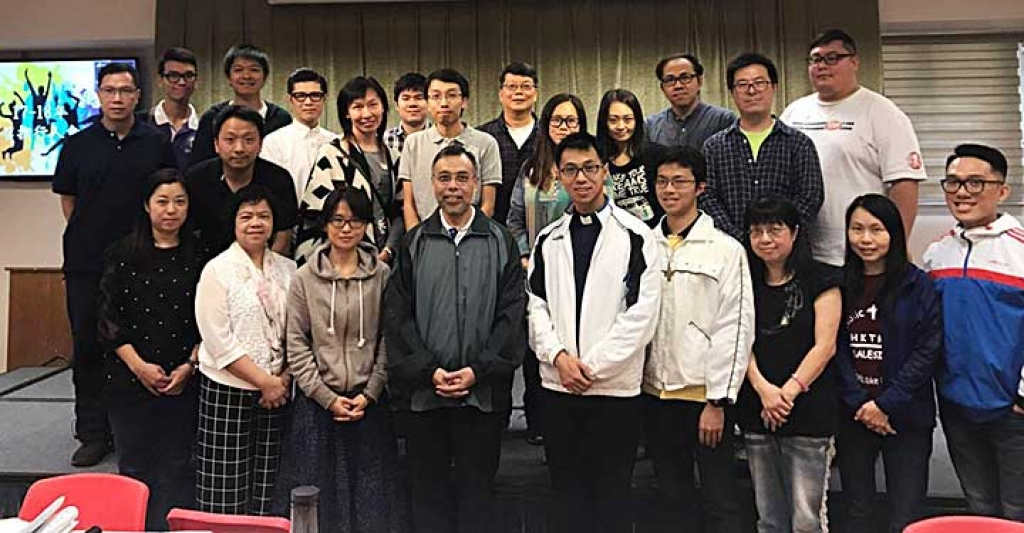 Hong Kong - Workshop on Vocational Culture