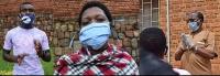 Rwanda – Gatenga Youth Center: amid coronavirus lockdown on activities, young people not discouraged