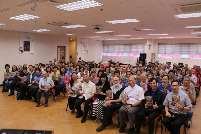 "Hong Kong – Salesian Family: ""We are One and Diverse"""