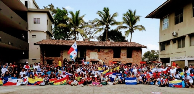 Panama - Message of Salesian Youth Movement from Panama