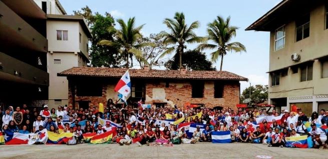 Mensagem do Movimento Juvenil Salesiano desde o Panamá