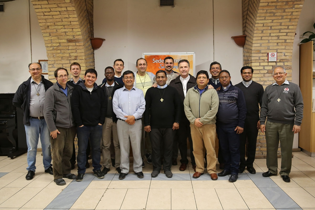 RMG - Meeting of Salesians in UPS Formators Course