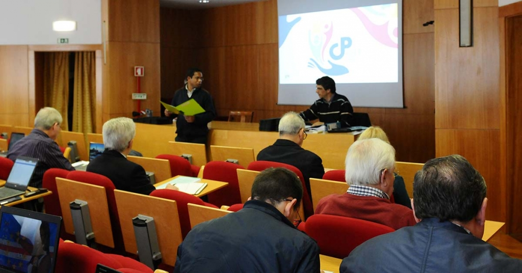 Portugal - Second session of Provincial Chapter