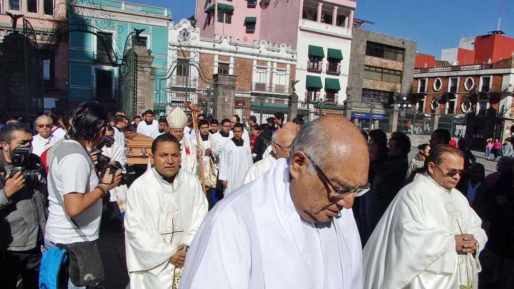 Mexico - 125th anniversary of Salesian presence in Mexico and funeral of Monsignor Rosendo Huesca Pacheco