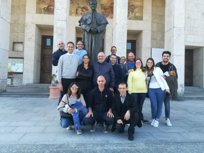 Italy - Co-responsibility between Salesians and lay people. A path of formation together