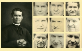 "RMG – The photo of Don Bosco's face ""speaking to us"""