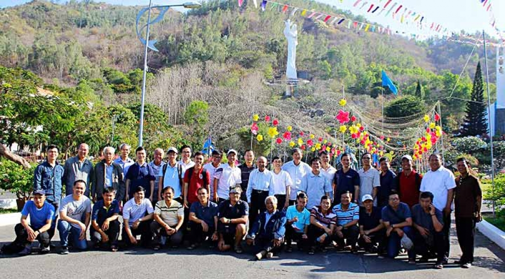 Vietnam - Mini Congress of Salesian Brothers in Vietnam