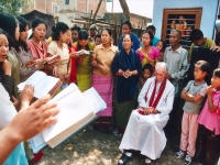 Czech Republic - A year dedicated to the memory of Fr John Med, a Czech missionary in India