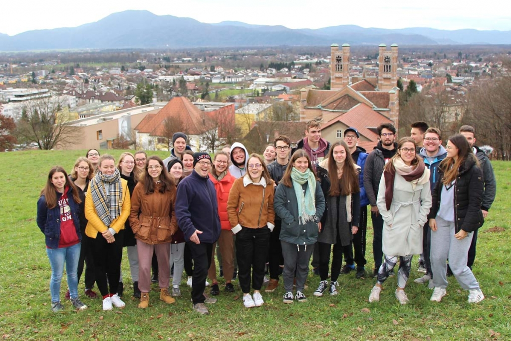 Slovenia - Formation of youth for guidance of Oratorian programs