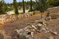 Israele – Nuovamente profanato il cimitero cattolico di Beit Jemal