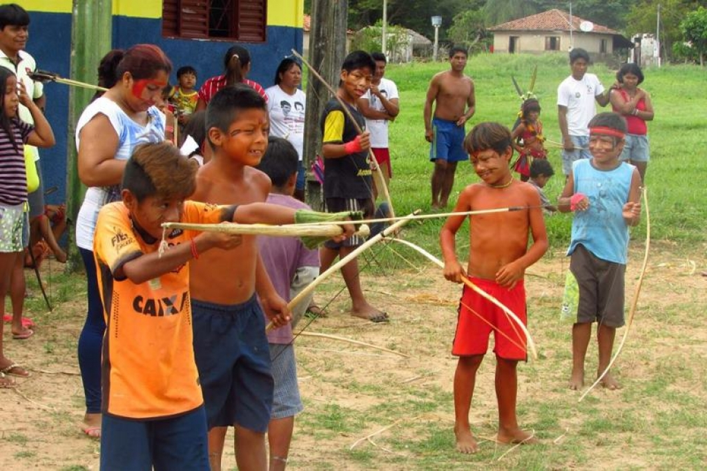 Brazil - Salesians celebrate Indigenous Week