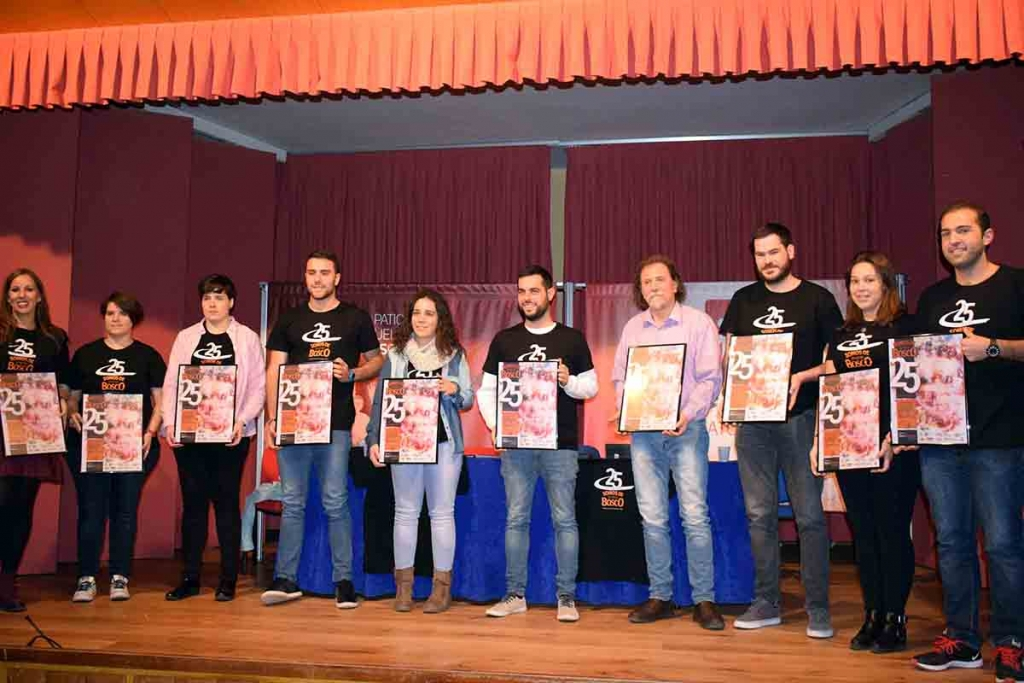 Spain - 25 years of Confederation of Spain's Don Bosco Youth Centers