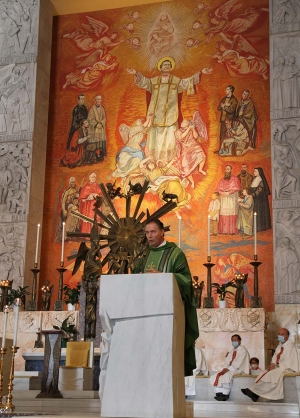 Italy – Illustrious visits to Rome's Don Bosco Basilica foster community supporting children