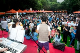 China - Jubilee of Mercy – Teens Carnival