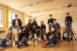 Slovakia – On school's 30th anniversary, children of Žilina win at international film festival