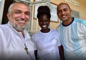 South Sudan – Gladys, from young refugee to United Nations driver