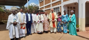 Democratic Republic of Congo – Provincial's first visit to works in country's East