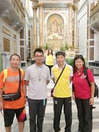 """Hong Kong - """"Los jóvenes necesitan Salesianos que compartan sus experiencias y sus sentimientos"""": Phyllis Tang, invitada al GC28"""