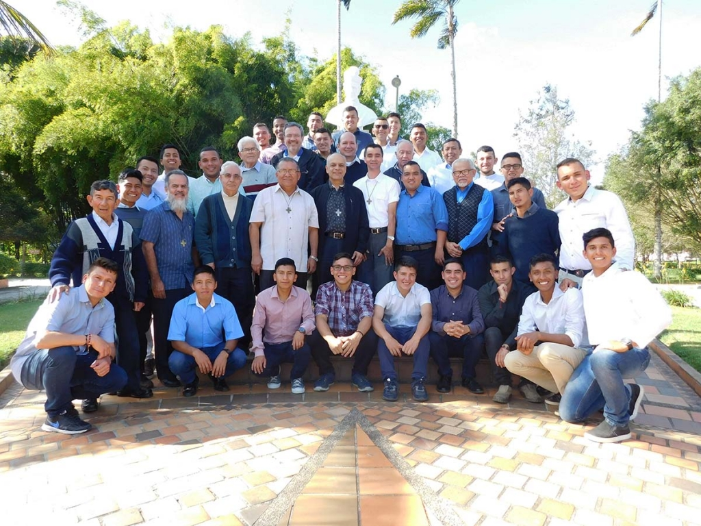 Colombia - Curatorium of Salesian novitiate in La Ceja