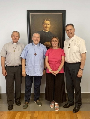 Italy – Salesian charism in civil institutions. Andria Mayor visits Rector Major