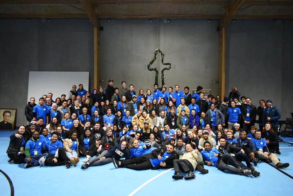 "Australia - Over 120 youths at ""OzBosco"" event"