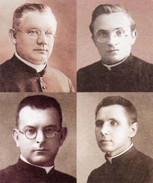 RMG – 80th anniversary of death of 4 Salesians in Auschwitz extermination camp