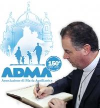 """RMG – """"Affida, confida, sorridi!"""". Lettera del Rettor Maggiore in occasione del 150° di fondazione dell'ADMA"""
